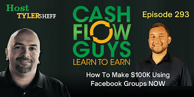293 – How To Make $100K Using Facebook Groups NOW
