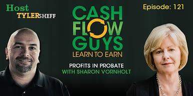 121 Profits in Probate with Sharon Vornholt