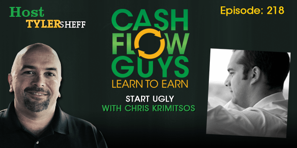 Start Ugly with Chris Krimitsos