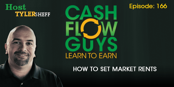 how to set market rents