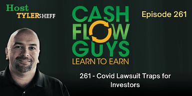 261 – Covid Lawsuit Traps for Investors