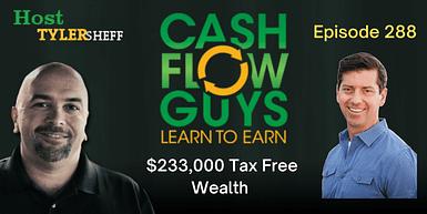 288 – $288,000 Tax Free Profit with Mike Marino