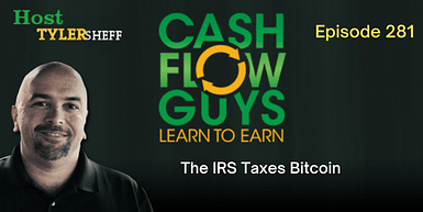 281 The IRS Taxes Cryptocurrency!