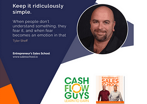 Entrepreneur's Sales School