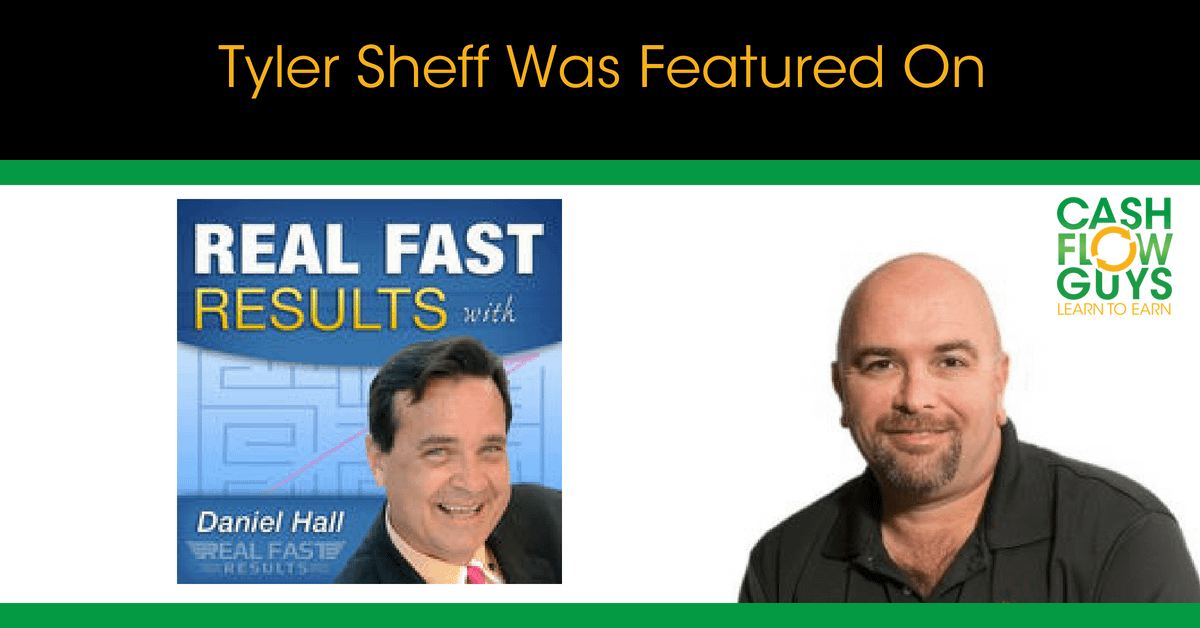 Tyler Sheff Was Featured On Real Fast Results
