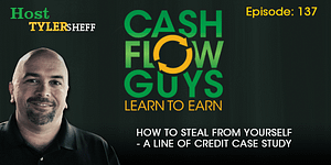 How To Steal From Yourself - A Line of Credit Case Study