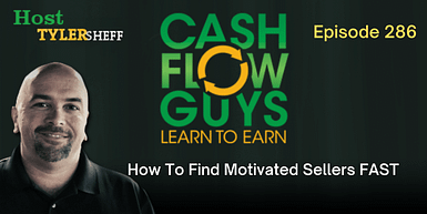 286 How To Find Motivated Sellers FAST