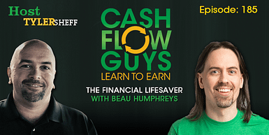 185 – The Financial Lifesaver with Beau Humphreys