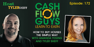 172 – How To Buy Houses The Simple Way with Amanda Young