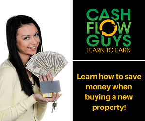 Want to learn how to save time and money when buying a new property