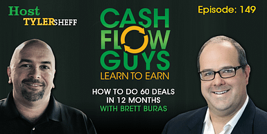 149 How to Do 60 Deals in 12 Months