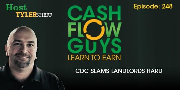 CDC Slams Landlords Hard